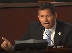 Sean Duffy, Congressman from Wisconsin