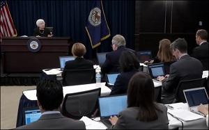 Janet Yellen's Press Conference, September 17, 2015