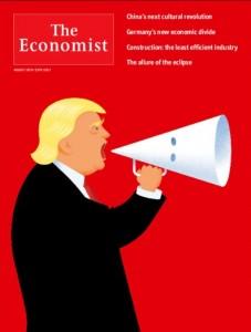 Economist Cover, August 19, 2017