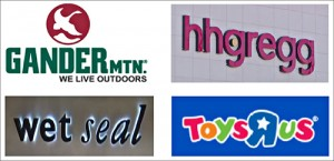 Bankruptcy Logos