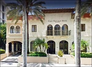 First Republic Bank, Palm Beach, Florida Branch