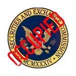 Logo for Activist Group, Occupy the SEC