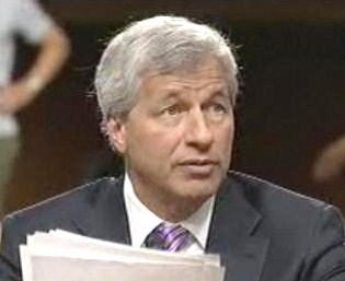 Jamie Dimon, Testifying Before the Senate Banking Committee on June 13, 2012