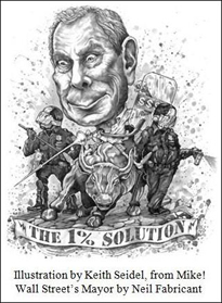 One Percent Solution Illustration by Keith Seidel