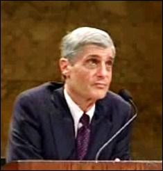 Robert Rubin, Former Treasury Secretary and Citigroup Board Chair