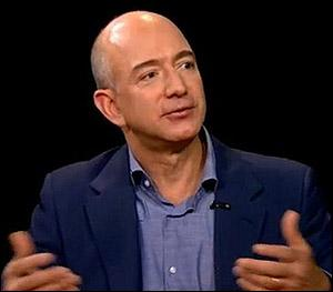 Jeffrey Bezos, Billionaire Buyer of the Washington Post for $250 Million in Cash