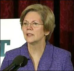 Elizabeth Warren Speaking on Restoring the Glass-Steagall Act, November 12, 2013