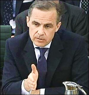 Mark Carney, Head of the Bank of England