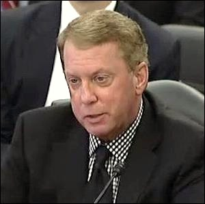 Terrence Duffy of the CME Group Testifying Before the Senate on May 13, 2014
