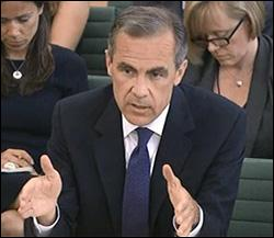 Mark Carney, BOE Governor, Testifying Before Parliament on June 24, 2014