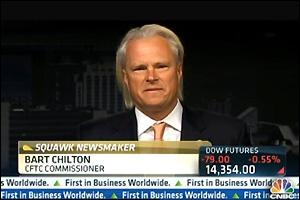 "Bart Chilton, Former CFTC Commissioner, Speaks Out on ""Voluminous"" Amount of Wash Sales"