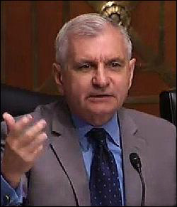 Senator Jack Reed Calls Wall Street a 'Casino' at July 8, 2014 Senate Hearing on Market Structure