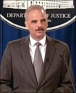 U.S. Attorney General, Eric Holder, Announcing the $7 Billion Settlement With Citigroup on July 14, 2014