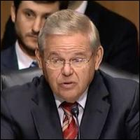 Senator Robert (Bob) Menendez of New Jersey Asks Why SEC Has Ignored One Million Public Comments
