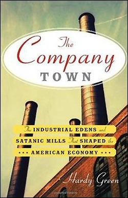 The Company Town -- Front Book Cover