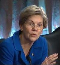 Senator Elizabeth Warren Asks New York Fed President , William Dudley, If He's a Cop on the Beat
