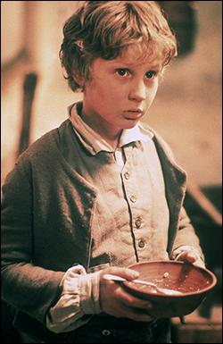 A JPMorgan Trader Uses a Photo of Oliver Twist to Joke in an Email About Manipulating Electric Markets in California.