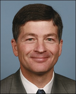 Congressman Jeb Hensarling, Chair of the House Financial Services Committee