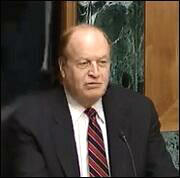 Senator Richard Shelby Delivering His Opening Statement at the Senate Banking Hearing on Fed Accountability and Reform