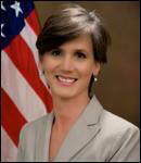 Sally Quillian Yates, Deputy Attorney General, U.S. Department of Justice