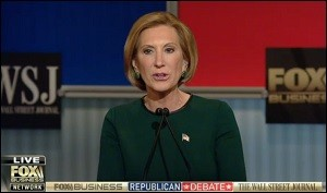 Carly Fiorina Made Wildly Inaccurate Statements About  Wall Street at the November 10, 2015 Republican Debate