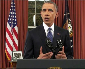 President Obama Addresses the Nation on Terrorism Threat to the U.S., December 6, 2015