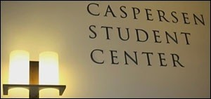 Caspersen Student Center at Harvard Law School
