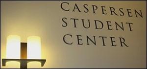 Caspersen Student Center at Harvard Law School