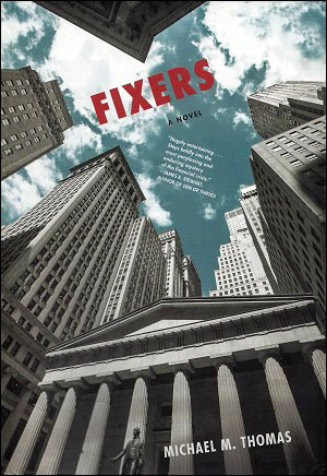Fixers Book Jacket