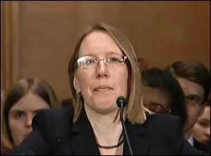 Hester Peirce, SEC Commissioner Nominee, Testifying at Her Senate Confirmation Hearing, March 15, 2016