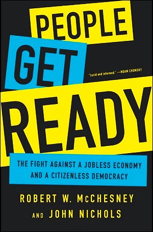 People Get Ready Book Jacket