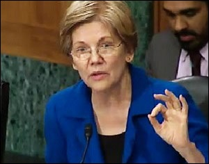 Senator Elizabeth Warren, As Usual, Buries the Crony Regulators With Her Line of Questioning at the March 3, 2016 Senate Hearing on Stock Market Structure