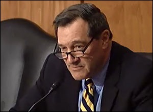 Senator Joe Donnelly Questions SEC Nominees at March 15, 2016 Confirmation Hearing