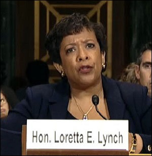 U.S. Attorney General Loretta Lynch Testifying Before Senate Judiciary Committee, March 9, 2016