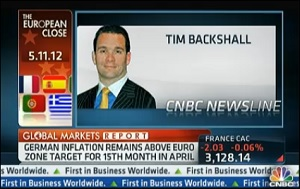 Tim Backshall, a Derivatives Expert and Frequent Guest on CNBC, Was Outed Today as an Anonymous Writer at Zero Hedge