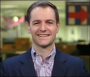 Robby Mook, Hillary Clinton's Campaign Manager