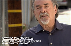 David Horowitz Appears in the 2012 Steve Bannon Documentary,   Occupy Unmasked