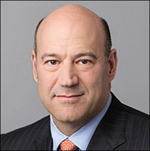 Gary Cohn, President and COO of Goldman Sachs