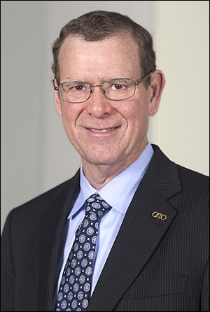 John Allison (With Cato Lapel Pin)