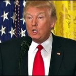 President Donald Trump Berates the Media in a Hastily Called Press Conference on February 16, 2017