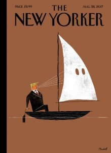 New Yorker Cover, August 28, 2017