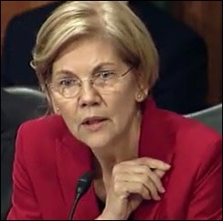 Senator Elizabeth Warren Questions SEC Chair Jay Clayton During Senate Banking Committee Hearing, September 26, 2017