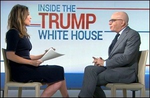 "Michael Wolff Is Interviewed by Savannah Guthrie on the ""Today"" Show, Friday, January 5, 2017."