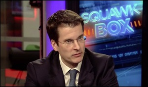 Christian Mueller-Glissmann, Equity Strategist for Goldman Sachs