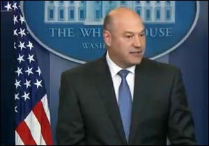 Gary Cohn, First Director of the National Economic Council in the Donald Trump Administration