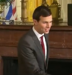 Jared Kushner, Senior Advisor and Son-In-Law to President Trump
