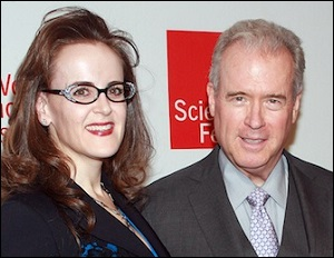 Rebekah Mercer and Her Father, Hedge Fund Billionaire, Robert Mercer