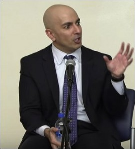 Neel Kashkari, President of the Minneapolis Fed, Speaking at Howard University, April 16, 2018