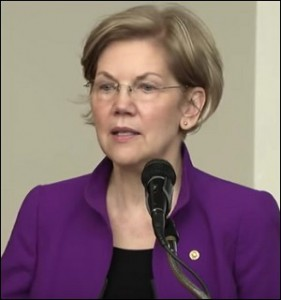 Senator Elizabeth Warren Speaking at Howard University, April 16, 2018