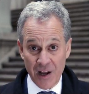 Eric Schneiderman, New York State Attorney General, Will Resign Today, May 8, 2018